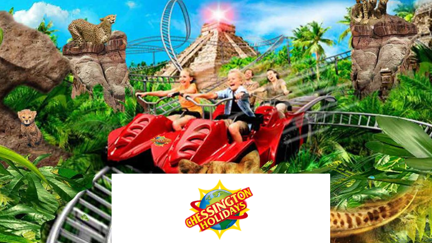 Chessington World Of Adventures Deals