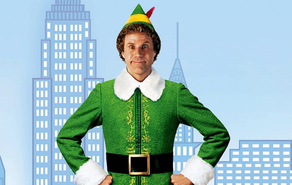elf film for christmas