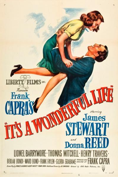 its a wonderful life christmas film