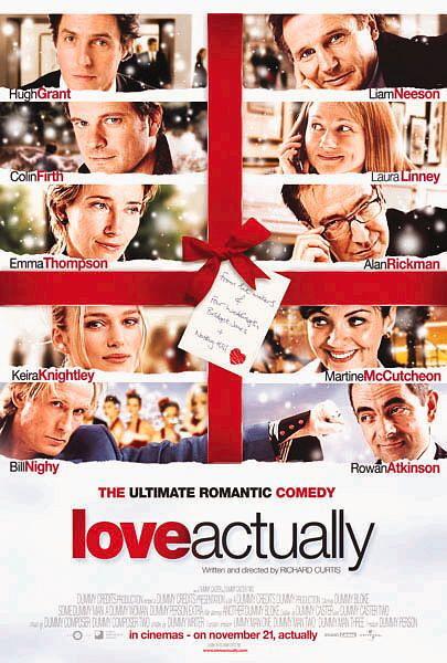 love actually christmas film